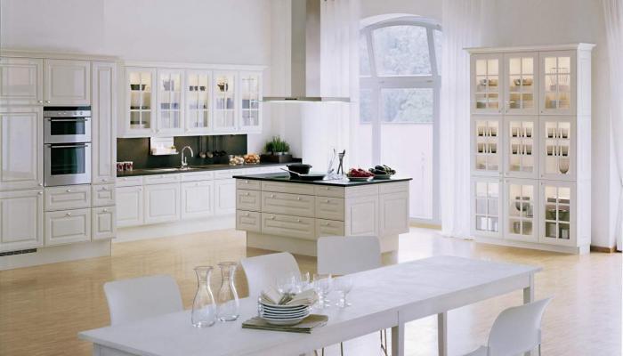 Дизайн кухни-гостиной - фото 25
