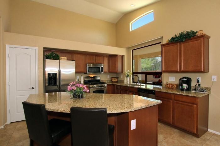 Дизайн кухни-гостиной - фото 2