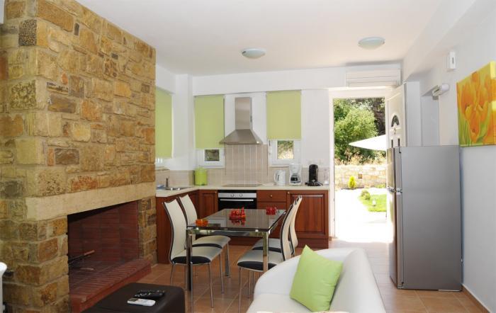 Дизайн кухни-гостиной - 6