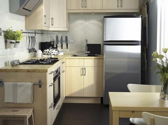 Ремонт типовой кухни 3