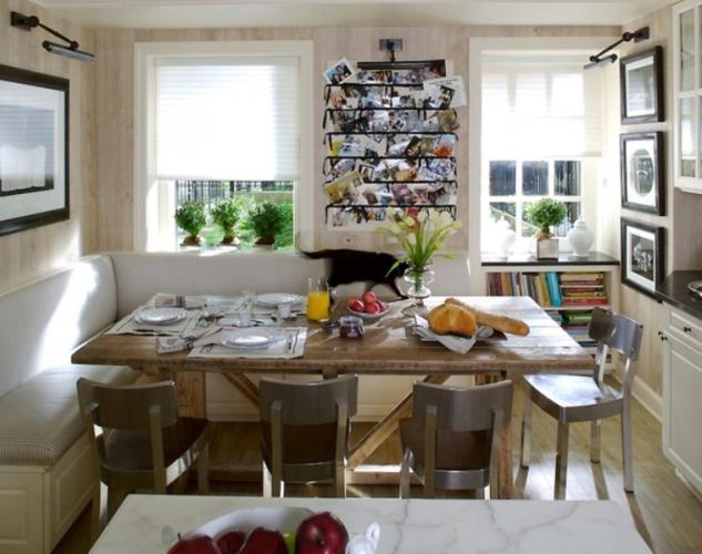 Ремонт типовой кухни 4