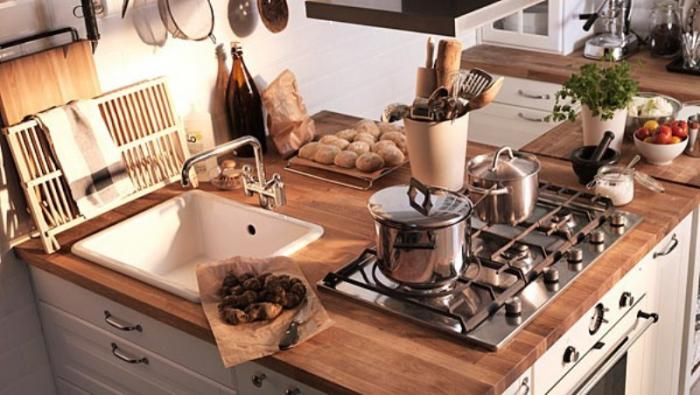 Планировка кухни 10 кв м - фото 8