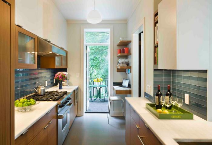 Все-таки кухня - помещение в первую очередь функциональное