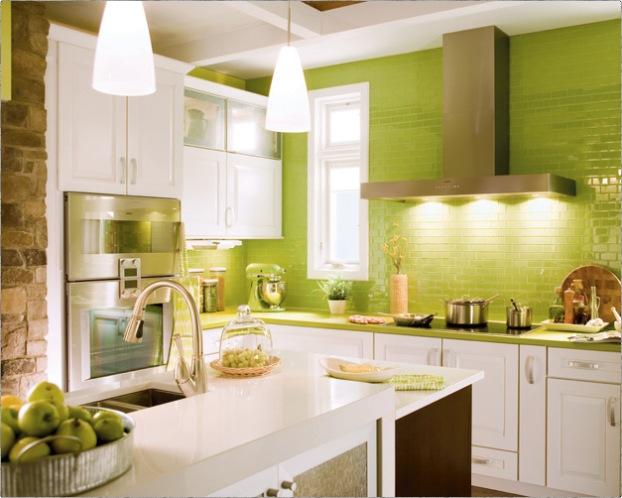 Дизайн кухни 10 квадратных метров - фото 2