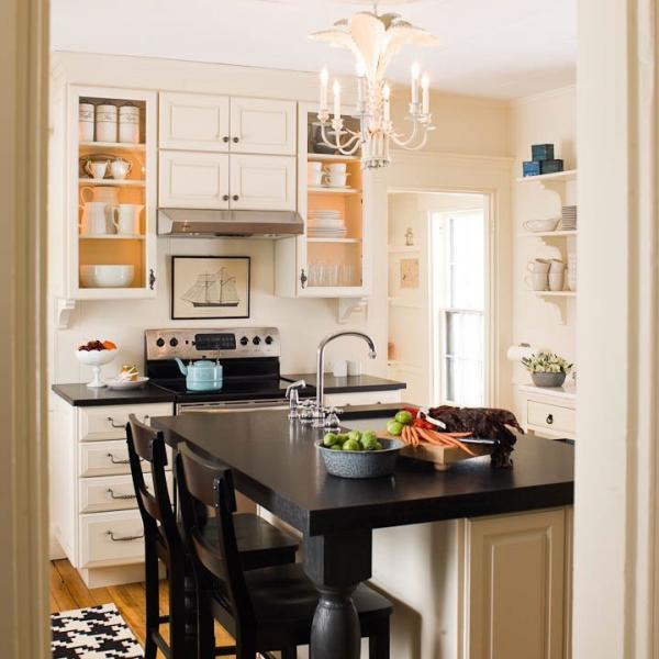 Дизайн интерьера кухни фото 10 кв