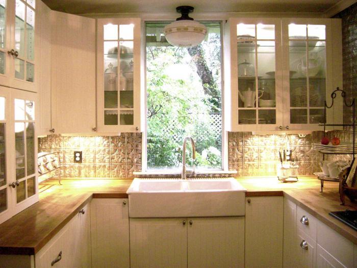 Дизайн кухни 10 квадратных метров