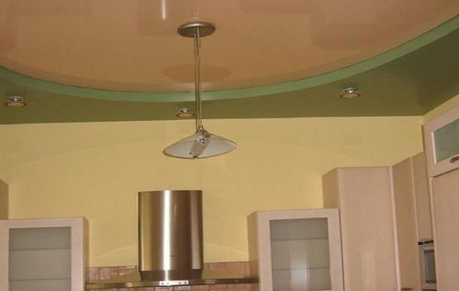 Очень большой потолок как сделать ремонт к