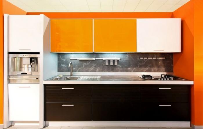 Ремонт кухни 9 кв м - фото 6