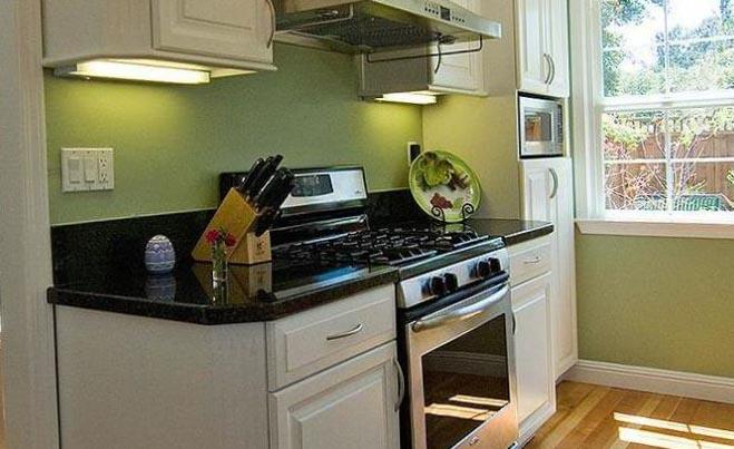 Дизайн кухни 9 кв м, фото интерьера, лучшая планировка мален.