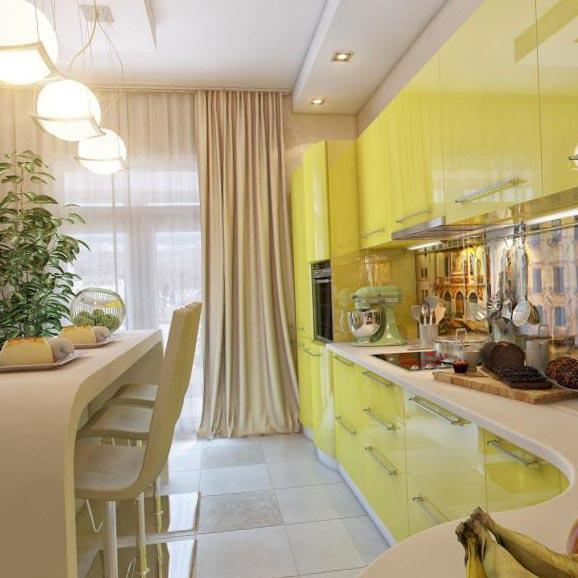 Дизайн кухни - фото 2