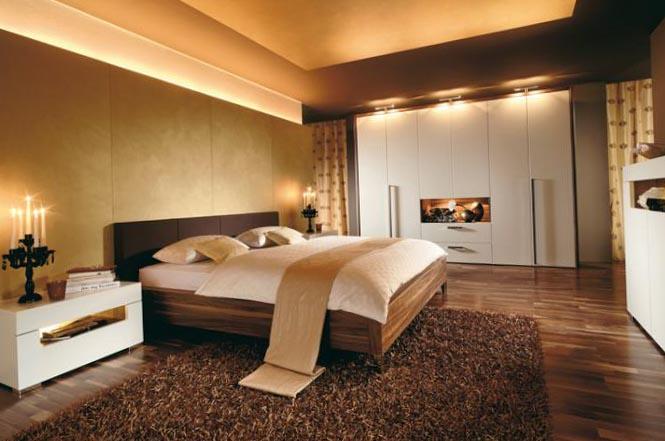 Дизайн спальной комнаты 2