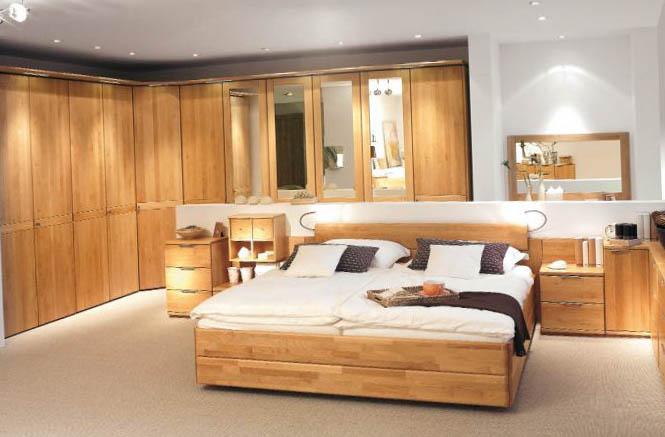 Дизайн спальной комнаты 4