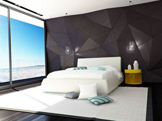 Дизайн спальной комнаты 5