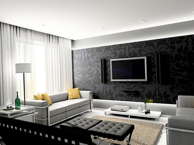 Дизайн гостиной 3