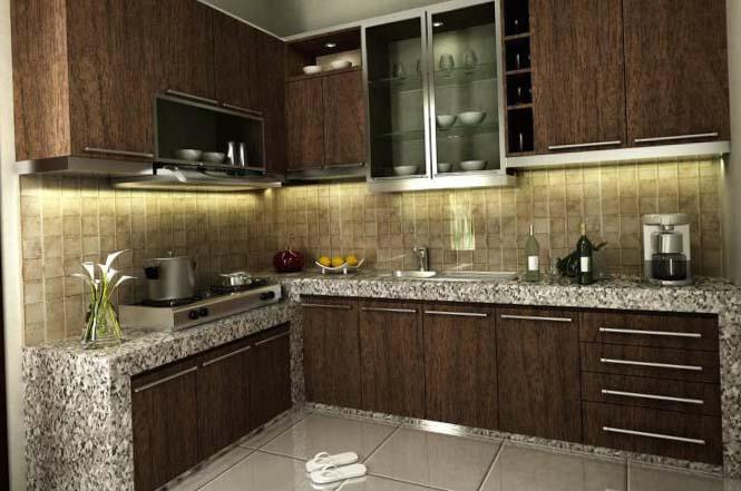 Дизайн кухни 4