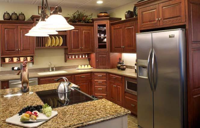 Дизайн кухни 6