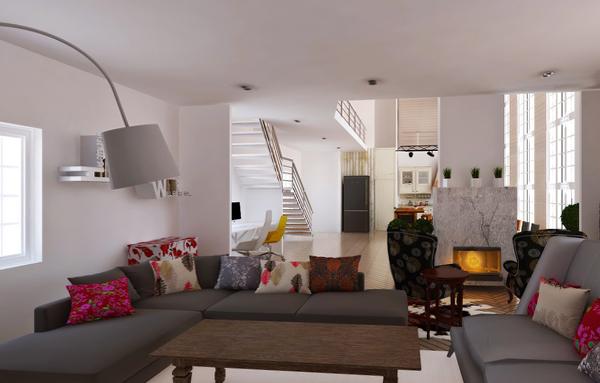 Дизайн квартиры - тенденции 2017 – 2