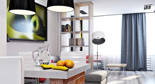 Дизайн квартиры - тенденции 2017 – 4