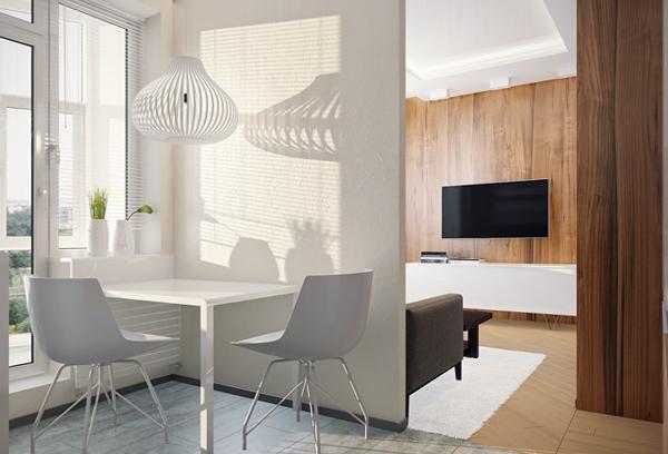 Дизайн квартиры 2017 (отделка) – 3