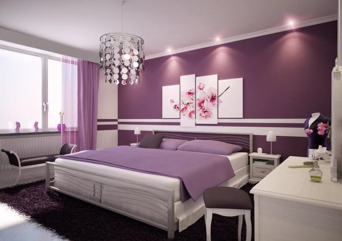 Дизайн спальни в квартире 3