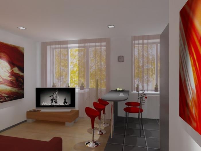 Дизайн квартиры в хрущевке 2