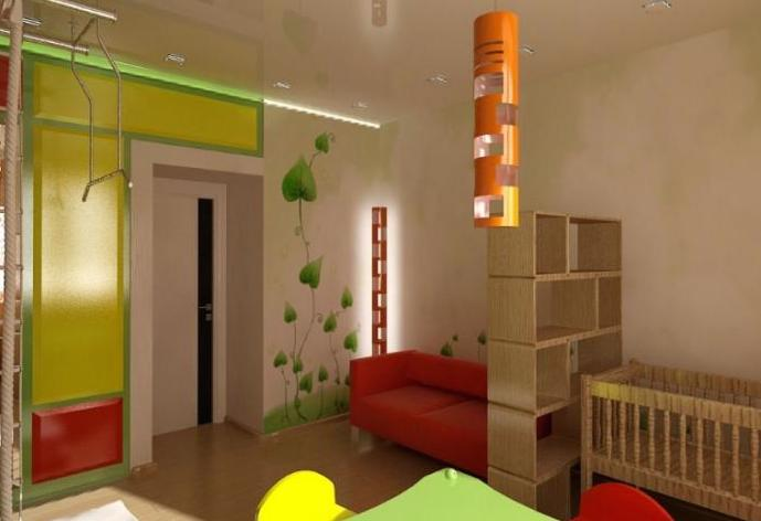 Как <strong>дизайн</strong> благоустроить квартиру для семьи с ребенком