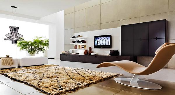 Дизайн квартиры 2017 (гостиная) – 4