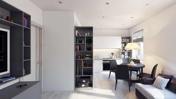 Дизайн квартиры 2017 (хрущёвка) – 1