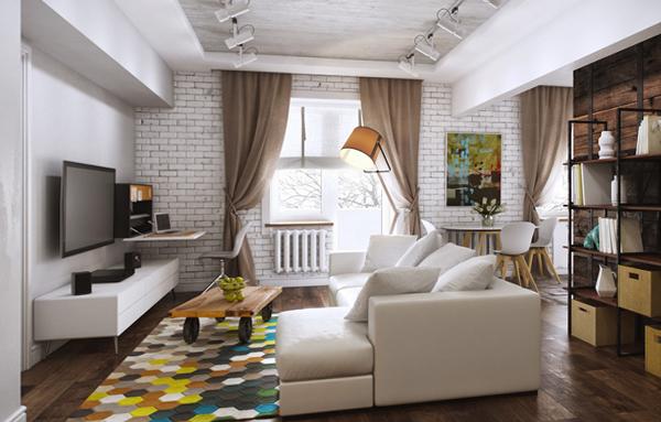Дизайн квартиры 2017 (хрущёвка) – 2