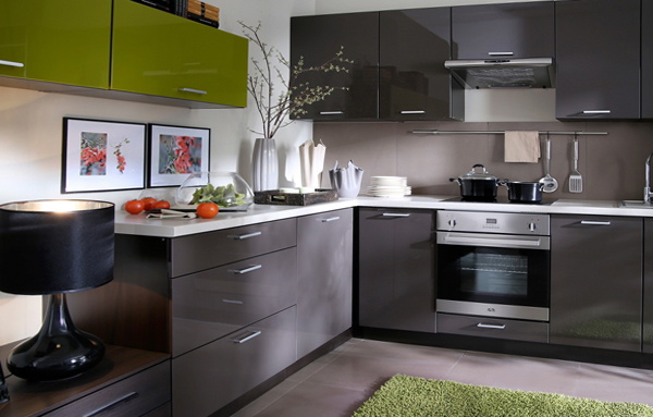 Дизайн квартиры 2017 (кухня) – 2