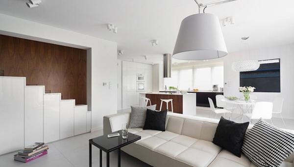 Дизайн квартиры 2017 (минимализм) – 3