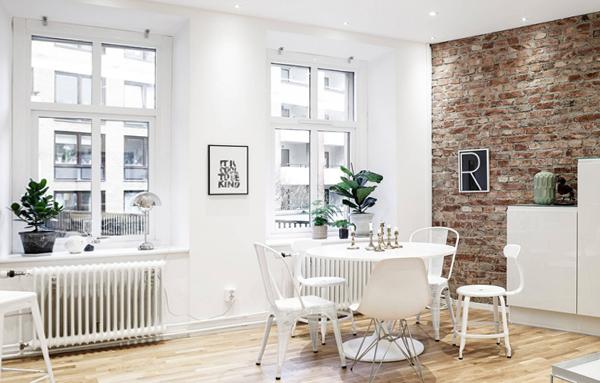 Дизайн квартиры 2017 (скандинавия) – 3