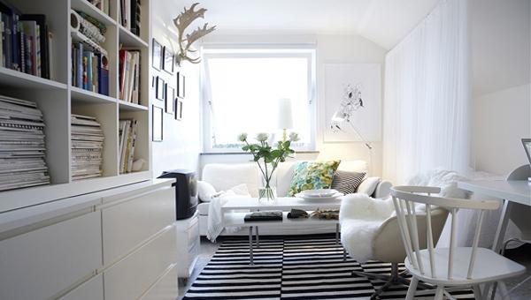 Дизайн квартиры 2017 (скандинавия) – 4