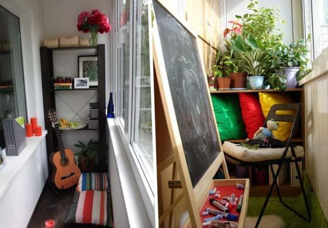 Дизайн лоджии - фото 50 идей для интерьера лоджии.