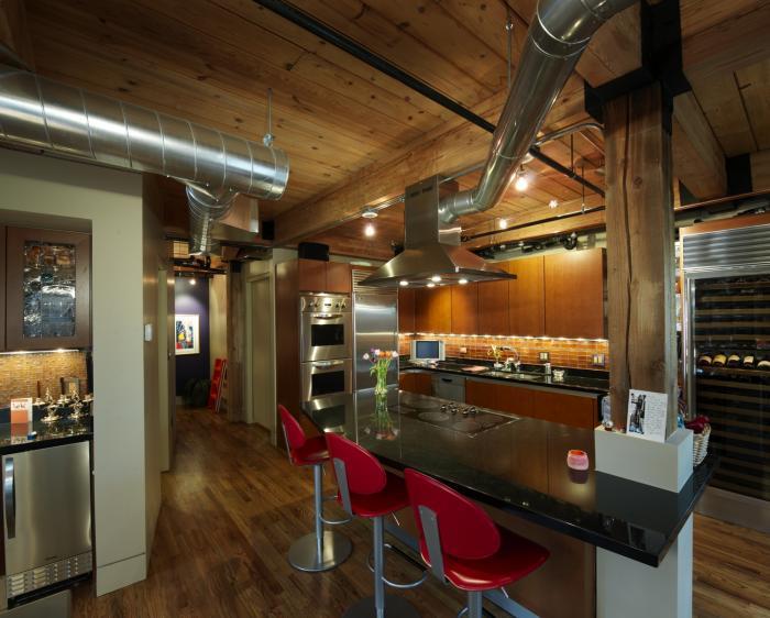 Кухня в современном стиле 1