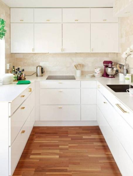 Кухни 6 кв м 1