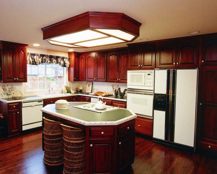 Кухни 10 кв м