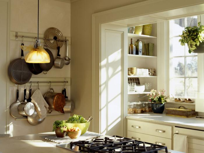 Фото дизайна маленькой кухни