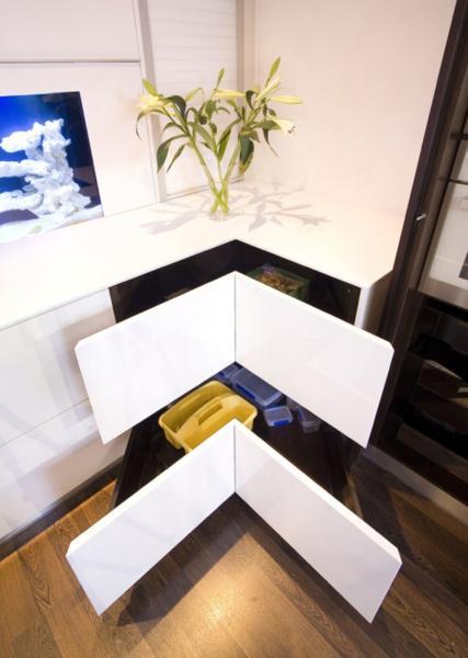 Нюансы дизайна угловой кухни 1