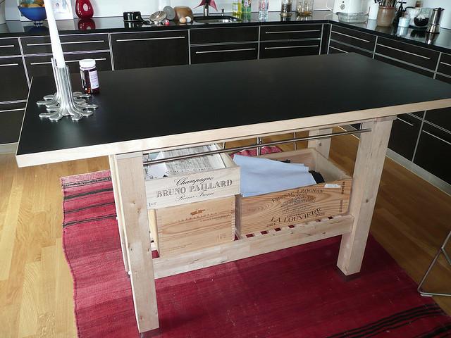 Мебель для маленькой кухни 1