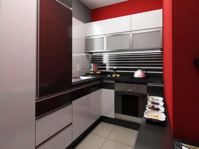 Мебель для маленькой кухни 2