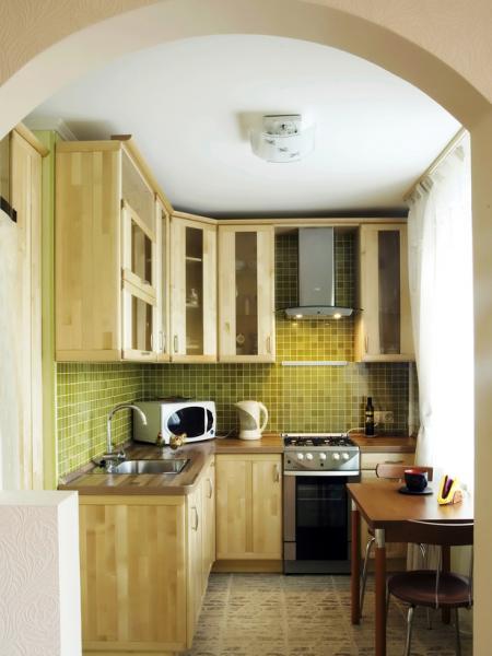 Маленькая кухня 1