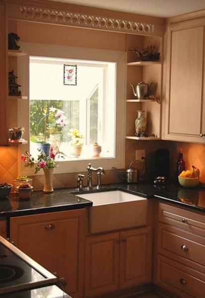 Маленькая кухня 4