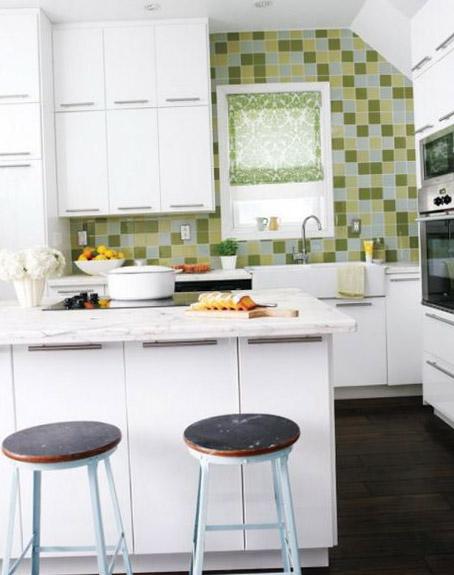 Маленькая кухня 7