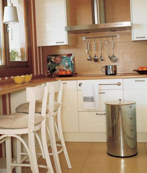 Дизайн кухни маленокого размера 3