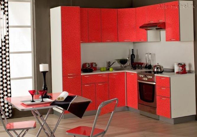 Дизайн кухни маленокого размера 6