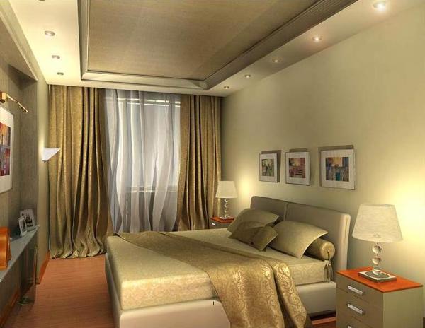 Цветовая гамма, наиболее приемлемая для спальни - фото 4