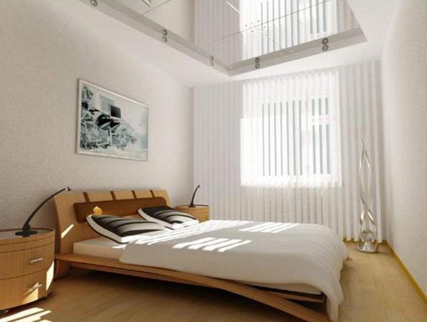 Как обставить небольшую спальню - фото 2
