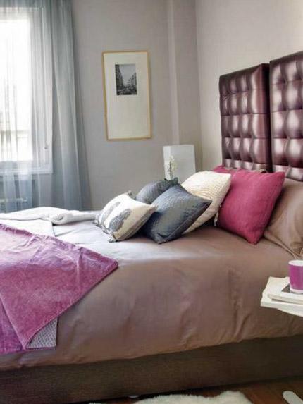 Особенности дизайна спальни для молодой пары