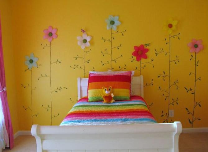 Тонкости создания детской комнаты для сна - фото 2
